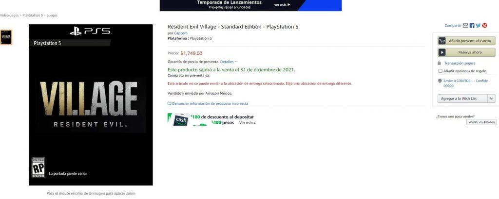 Precio Juegos Ps5 Xboxseriexx Mexico