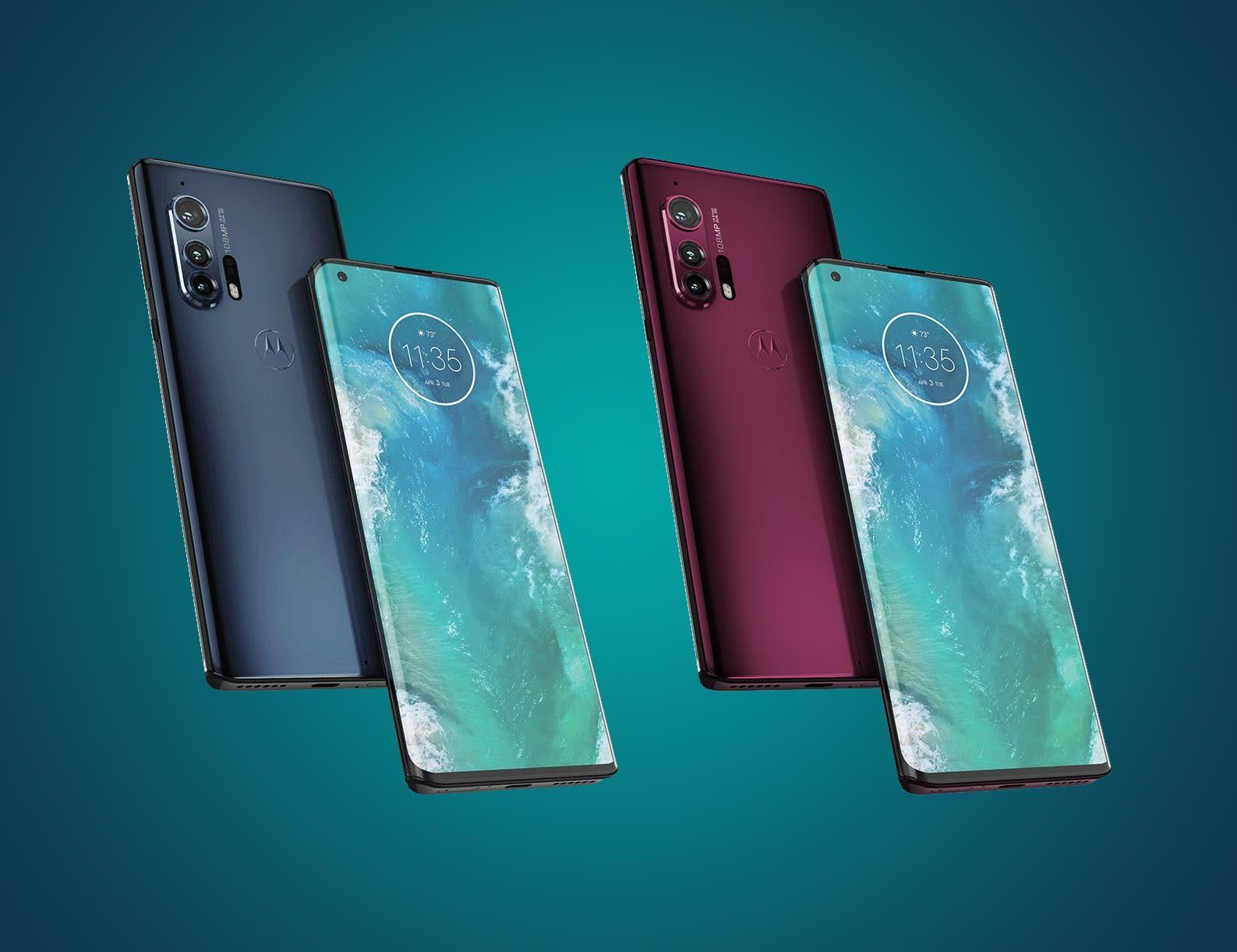 Motorola Edge y Edge Plus, primeras impresiones: la compañía ha aprendido de sus errores y la espera ha valido la pena