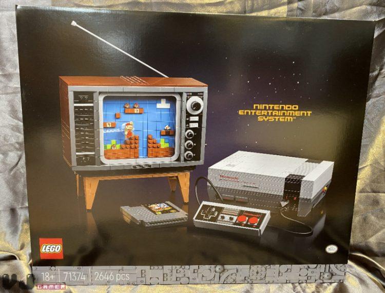 LEGO prepara un increíble set del legendario Nintendo Entertainment System (NES) con todo y televisión interactiva