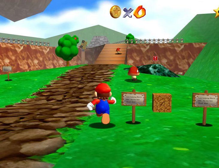 El port no oficial de 'Mario 64' en PC agrega modelos HD y nos muestra cómo podría lucir una remasterización en Nintendo Switch